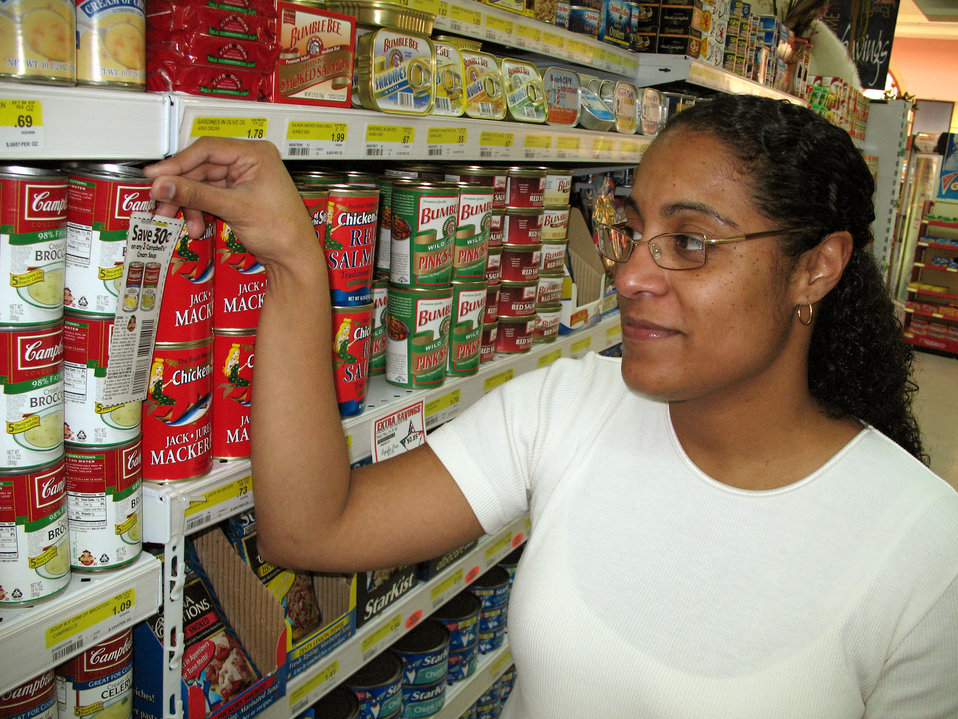 Lajes 'Coupon Lady' saves Airmen thousands