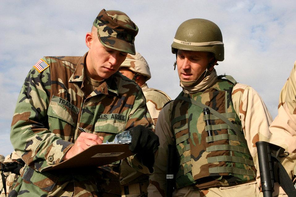 Airmen learn Army skills