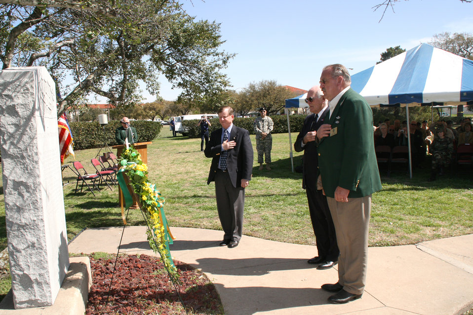 Fort Sam commemorates first military flight