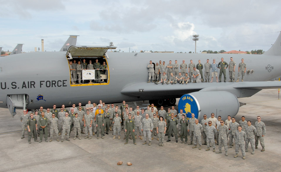 Andersen Airmen support continuous bomber presence