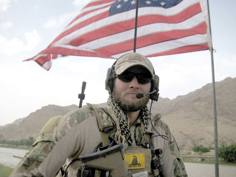 Memorial held for fallen special forces Airman