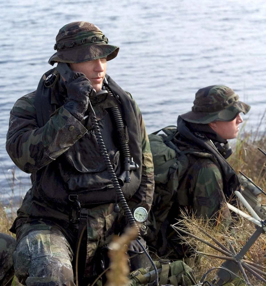 Training, teamwork prepare combat controllers for war