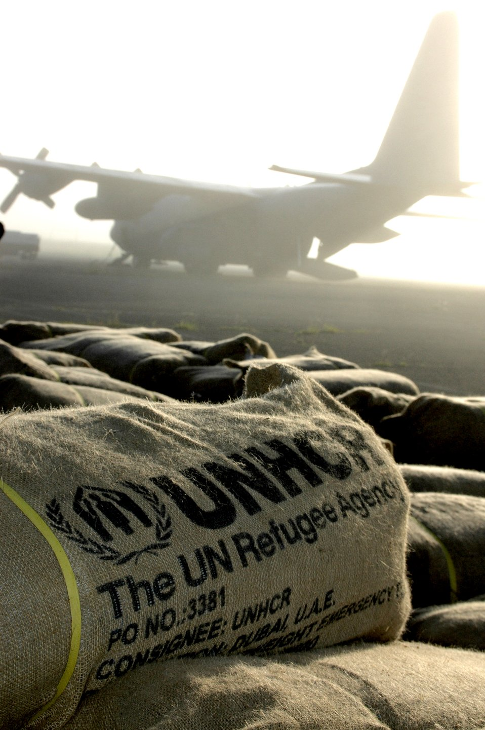 Operation Unity Knight brings relief to Kenya