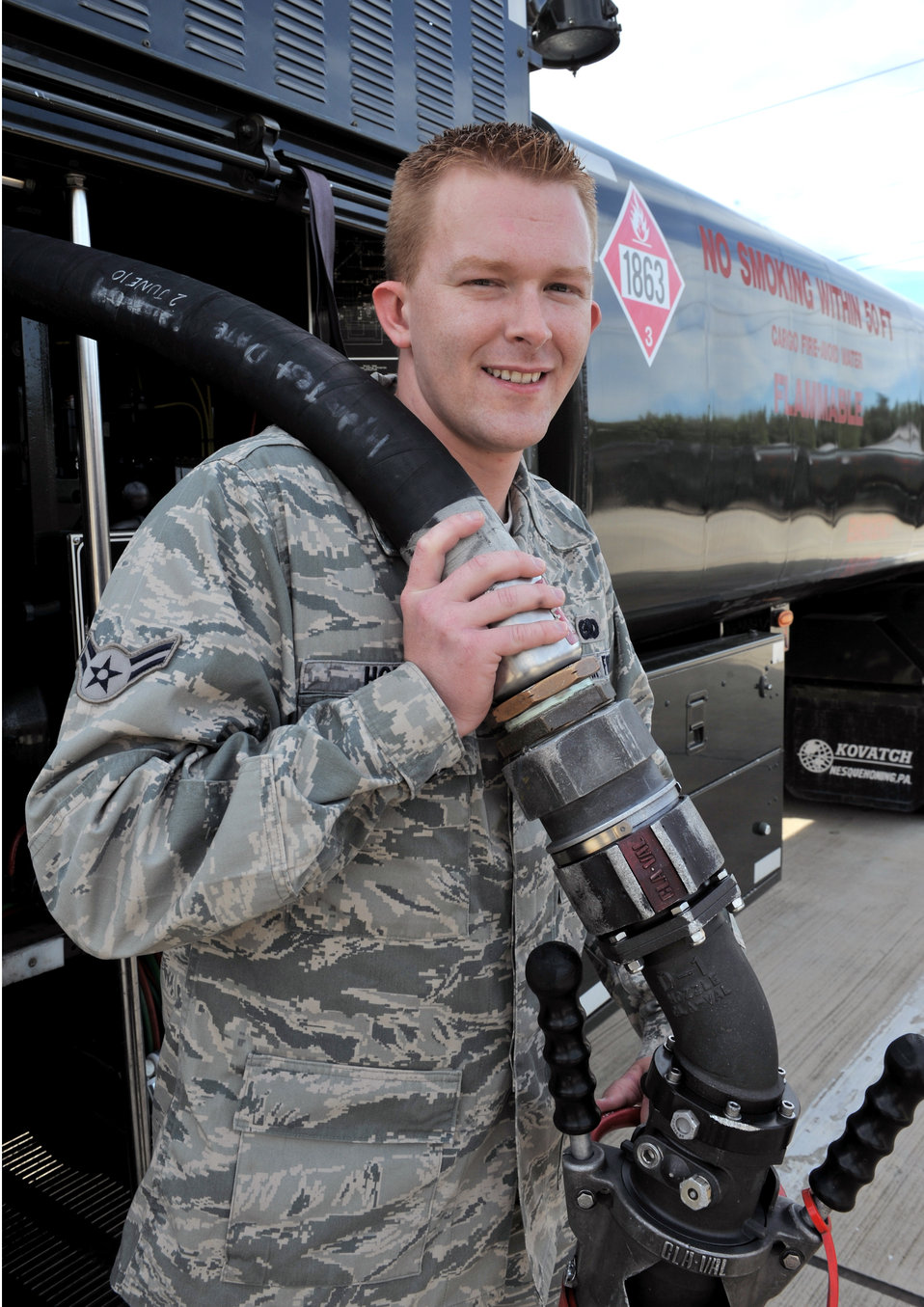 Shaw Airman's quick actions save man's life