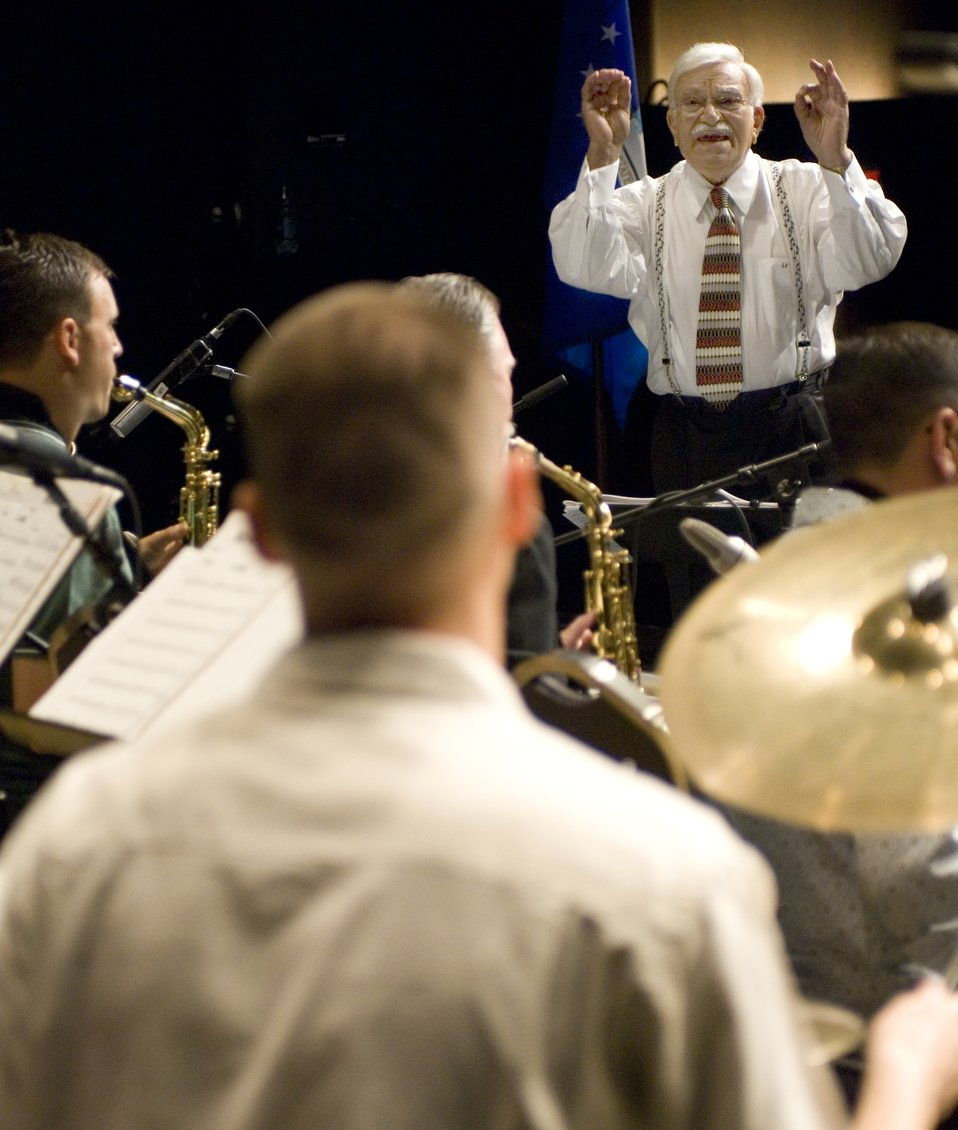 Academy band wows crowd with help from old friend
