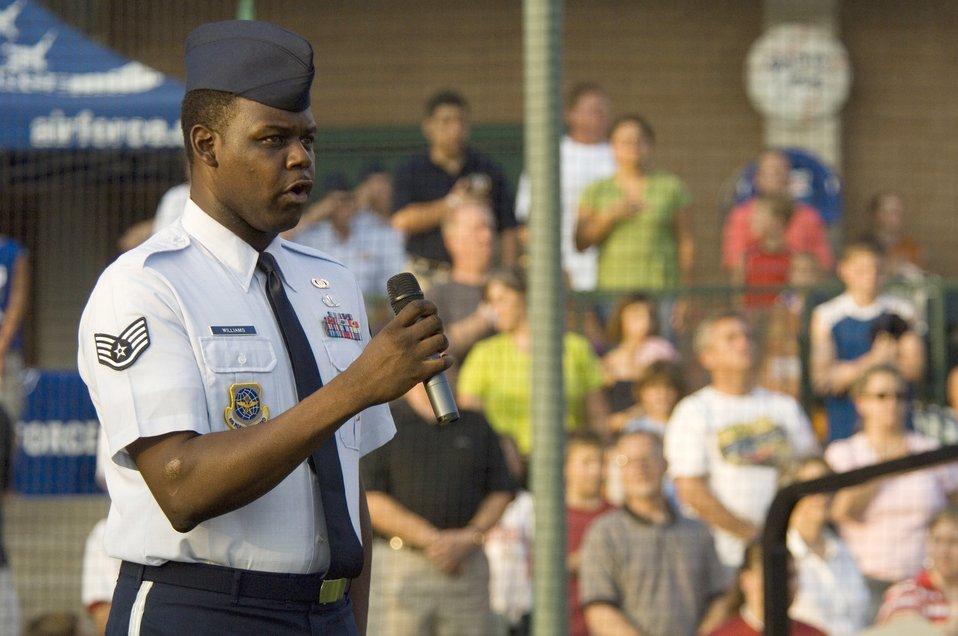 Honoring Airmen
