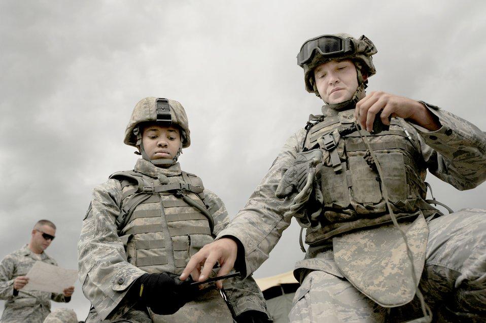 Combat Readiness Training
