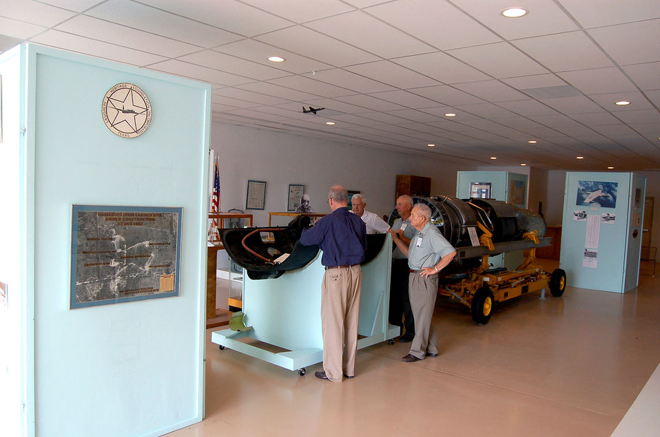 Museum displays Air Force heritage, history