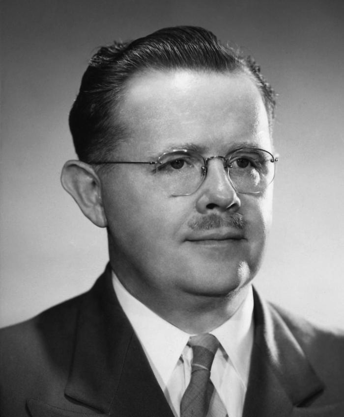Justin M. Andrews, Sc.D., Chief, CDC, 1952 - 1953.