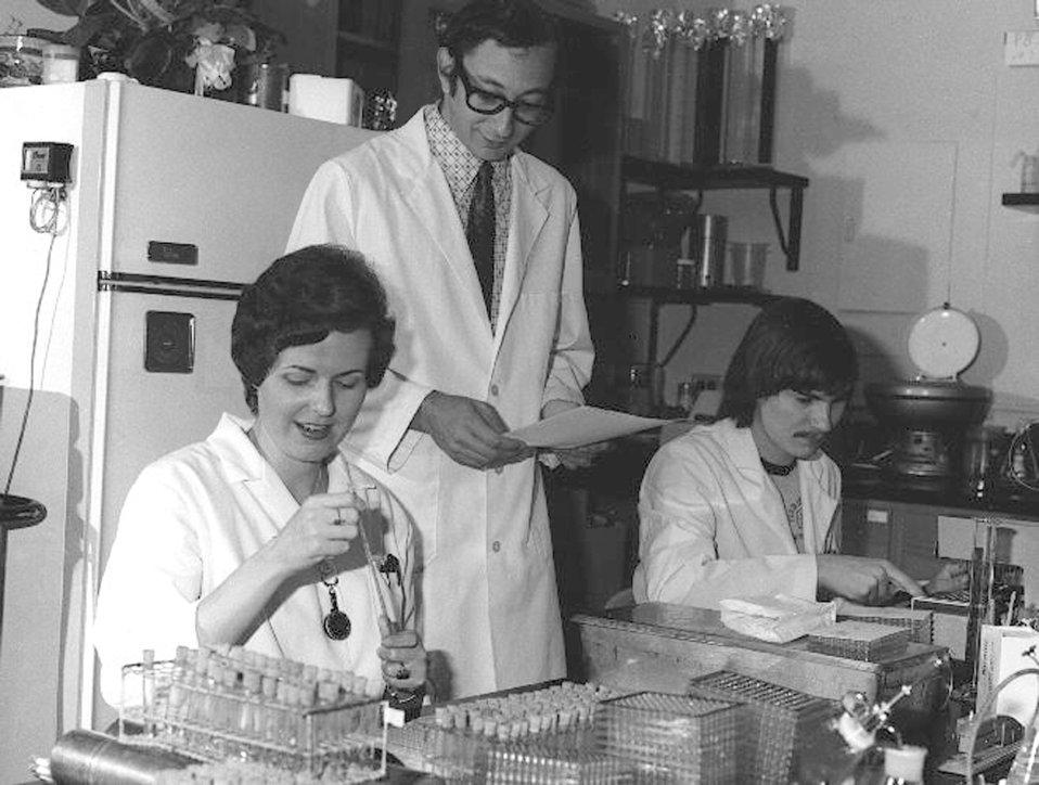 CDC Laboratorians.