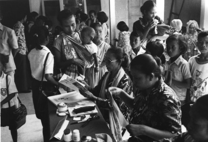 Refugees of Southeast Asia