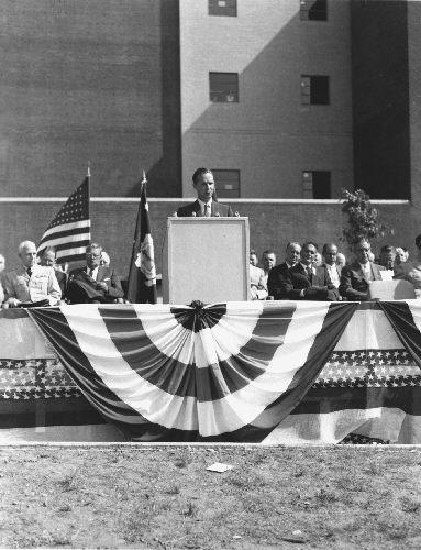 CDC Dedication Ceremony
