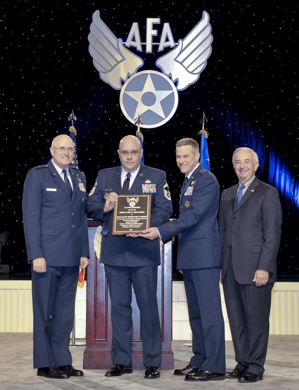 Nuclear enterprise individual recognized