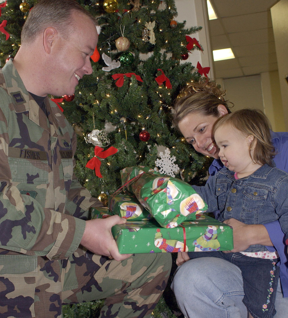 Toys roll in from Laughlin, Hurlburt Field