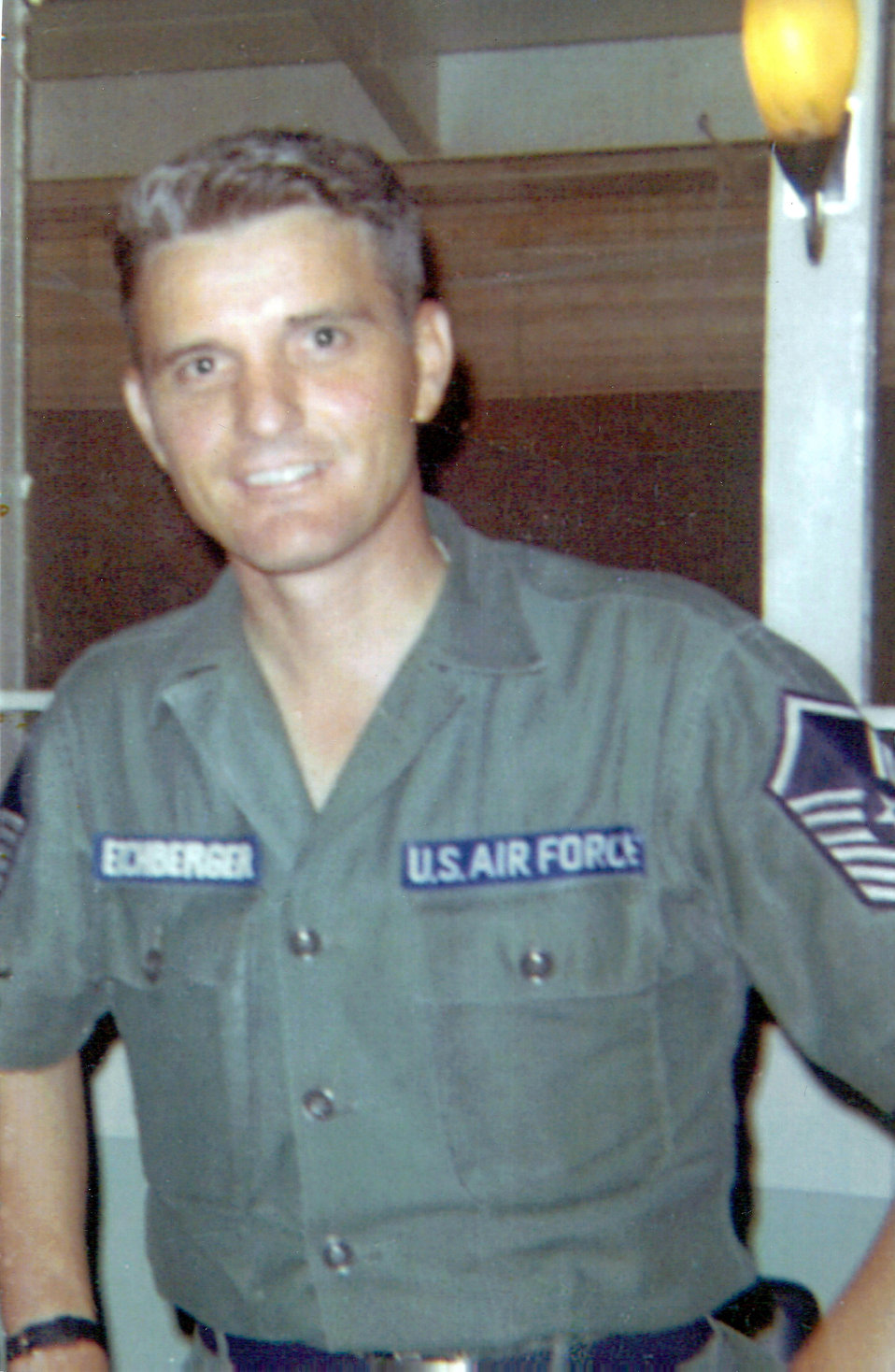 Airman to receive Medal of Honor for '68 actions