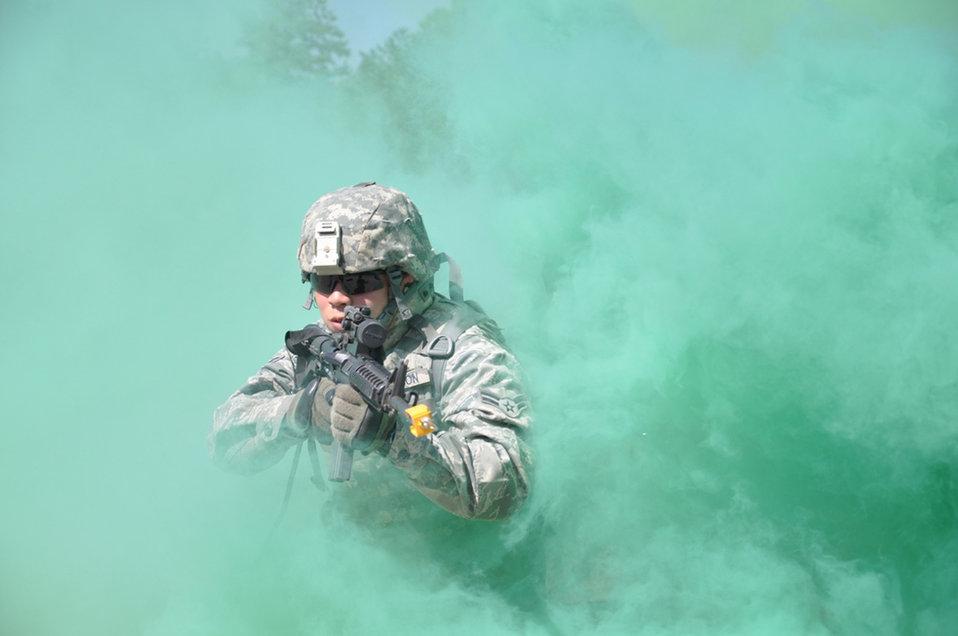 JET Combat Skills Training