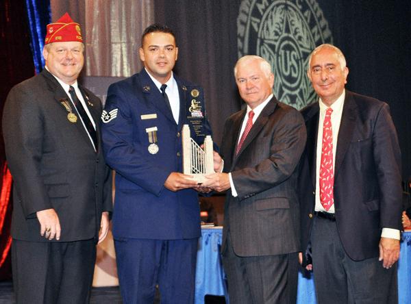 Spirit of Service Award