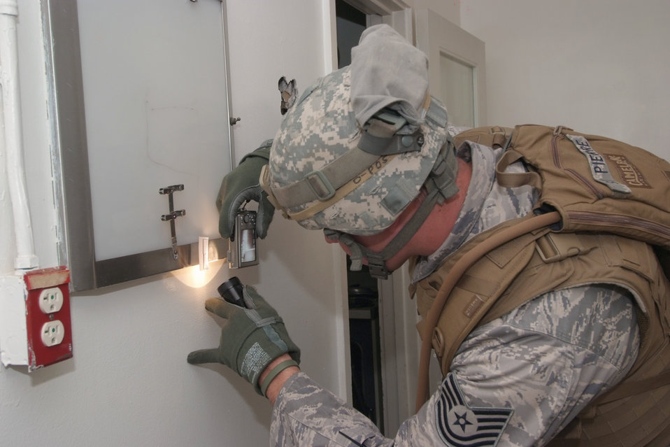 Battlefield Forensics Course 2010