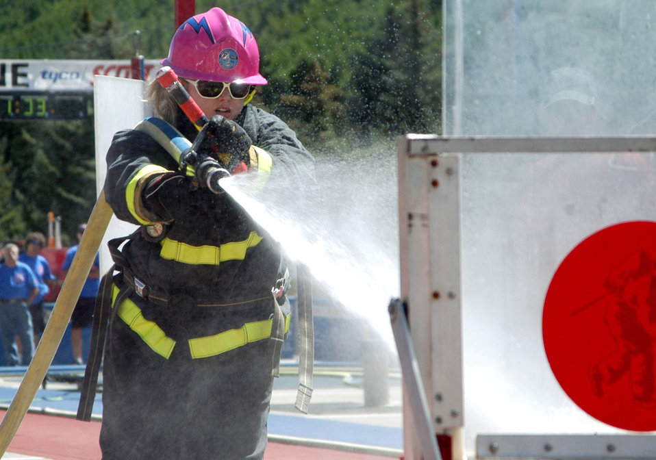Academy firefighters win DOD awards