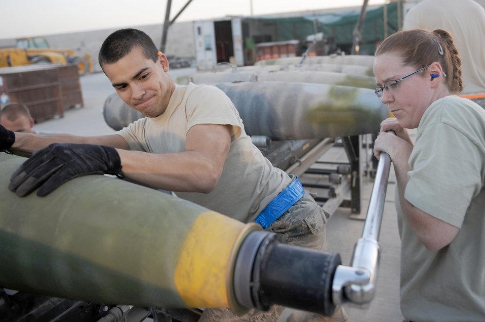 Ammo Airmen