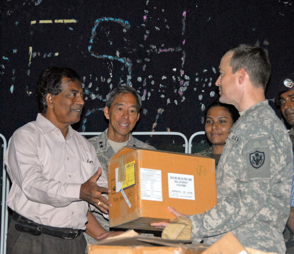 Operation Pacific Angel-Sri Lanka concludes