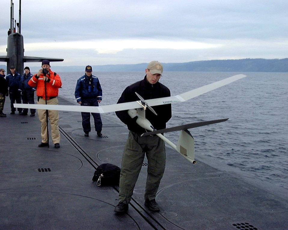 UAV sub