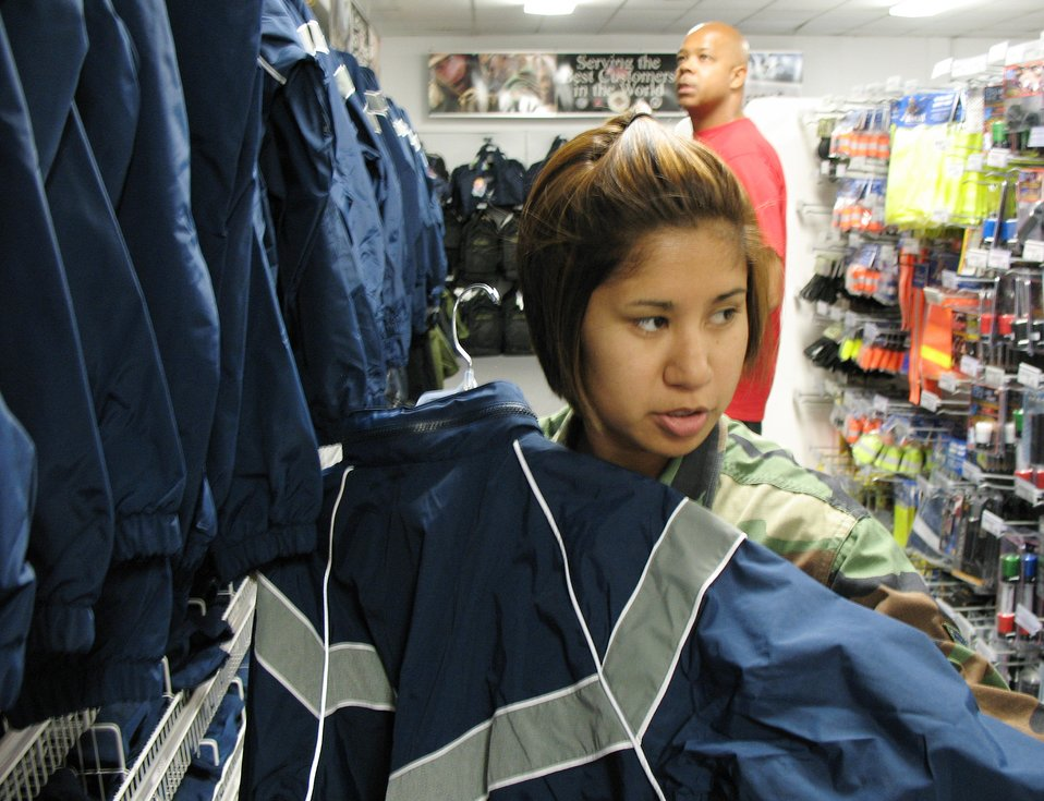 PT gear demand overwhelms clothing sales stores