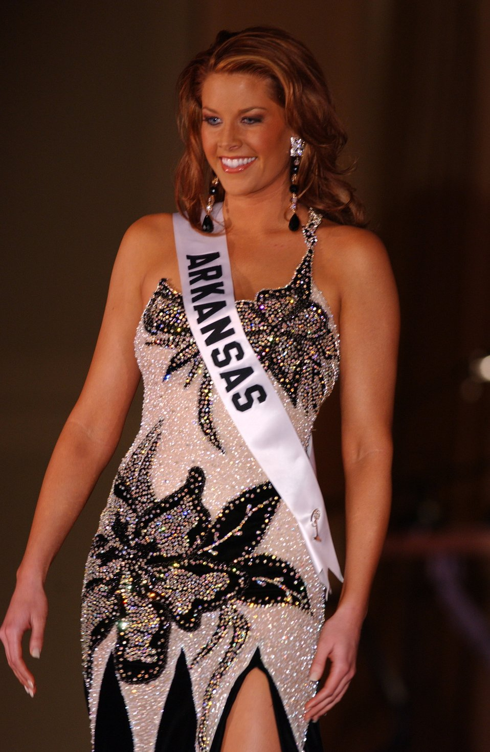 Air Force lieutenant in Miss USA contest
