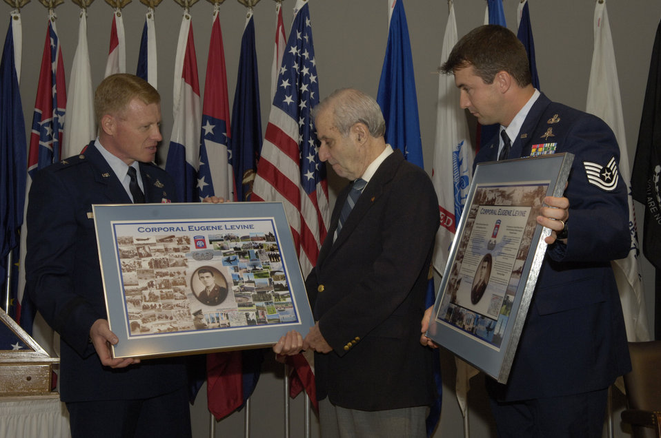 Army Air Corps weatherman honored for D-Day contributions
