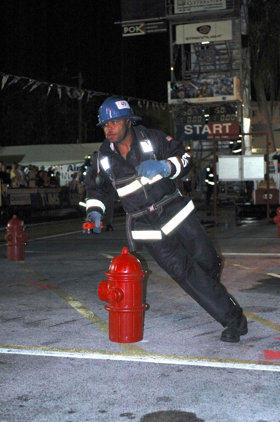 World-class firefighters
