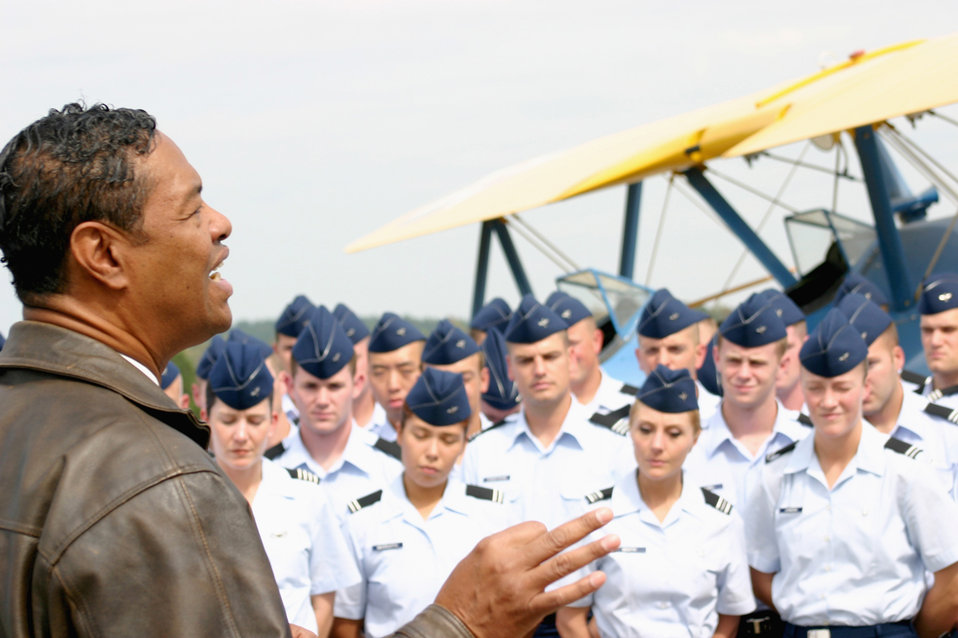 OTS incorporates Tuskegee Airmen into new curriculum