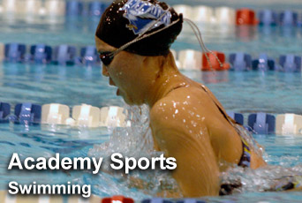 Academy sports: Swimming
