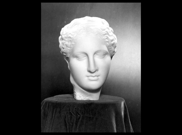 Bust of Hygeia, Goddess of Health.