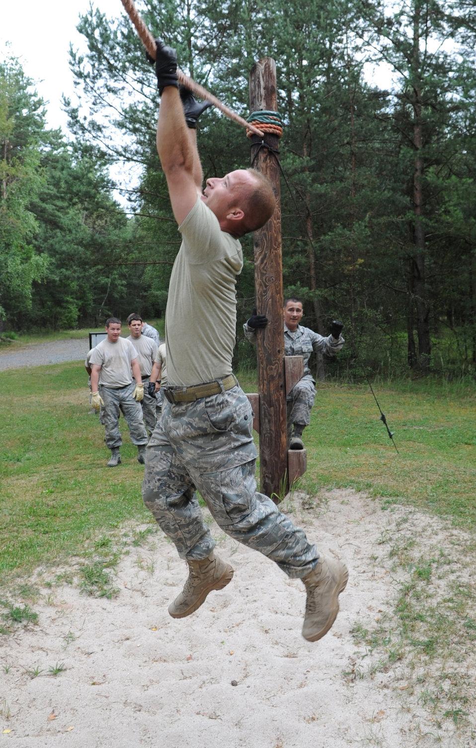 Exercise Allied Strike 2010