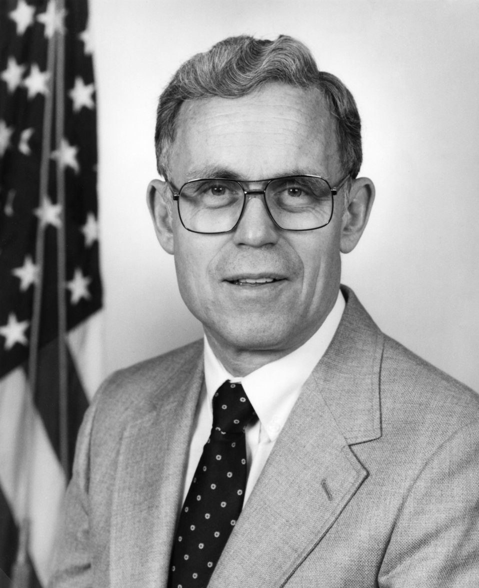 This was a photographic portrait of James O. Mason, M.D., M.P.H., a former Director of the Centers for Disease Control and Prevention (CDC)