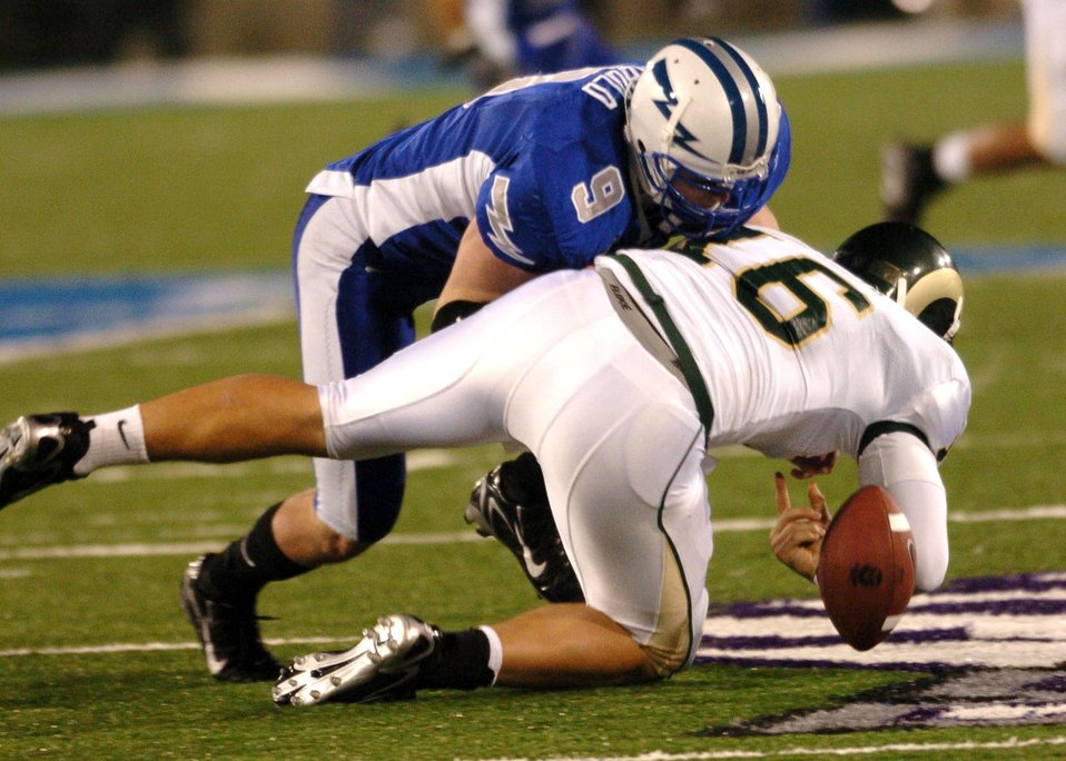 Forced Fumble
