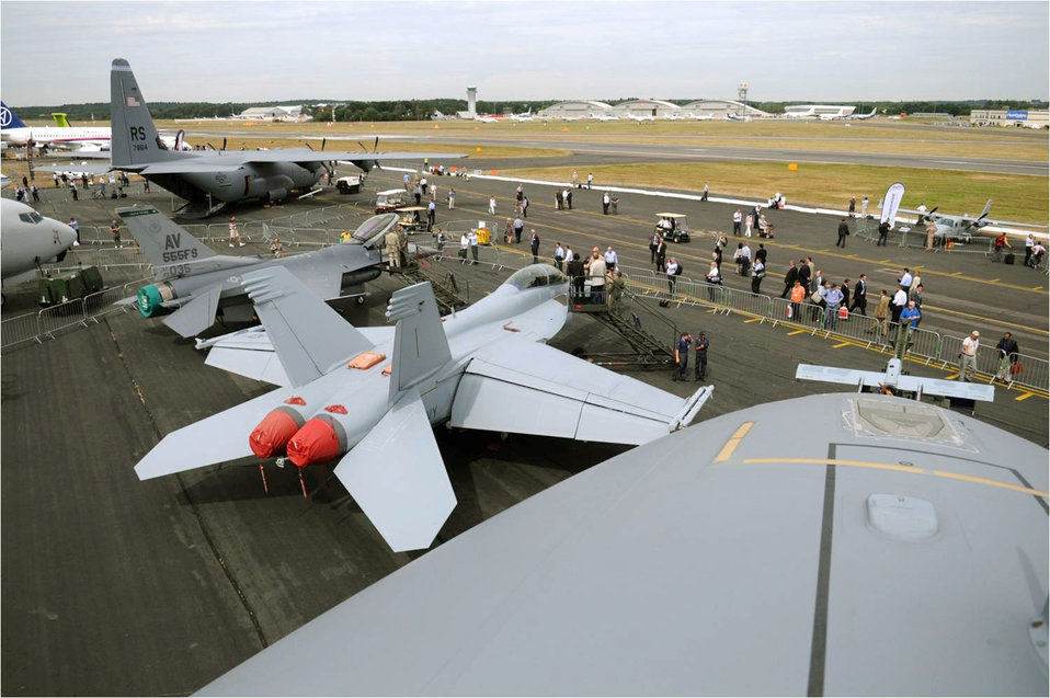 Farnborough 2010