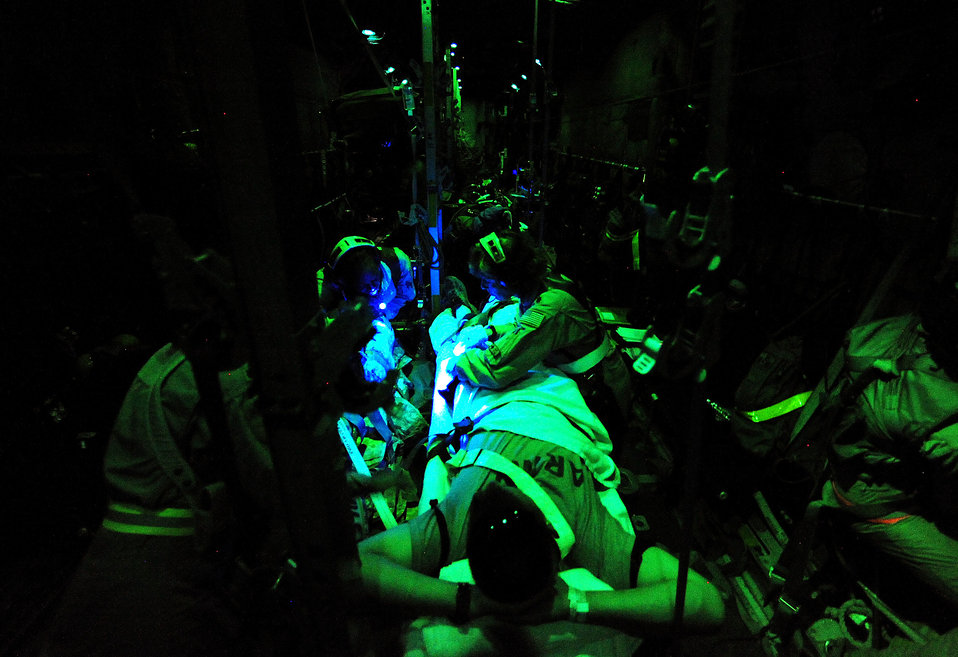 Medical crew
