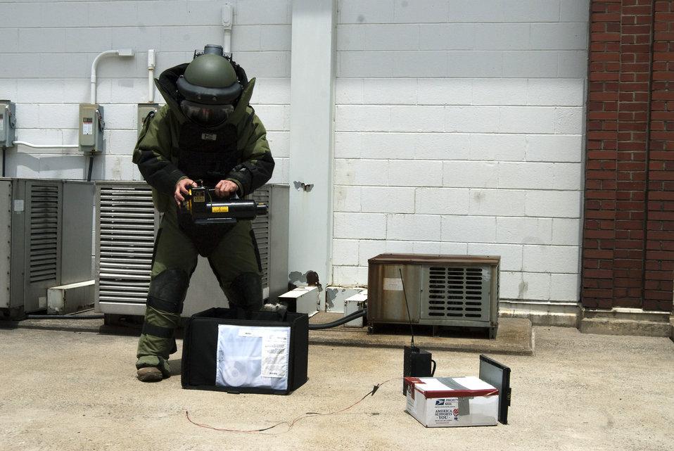 Kunsan Airmen test their skills