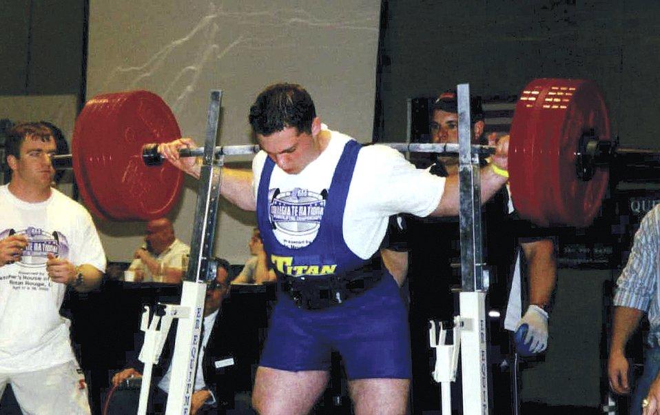 Cadet wins class in Junior World Powerlifting Championships