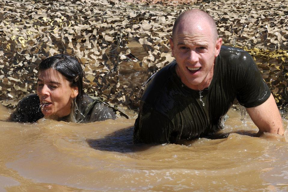Kyrgystan 5K Mud Run