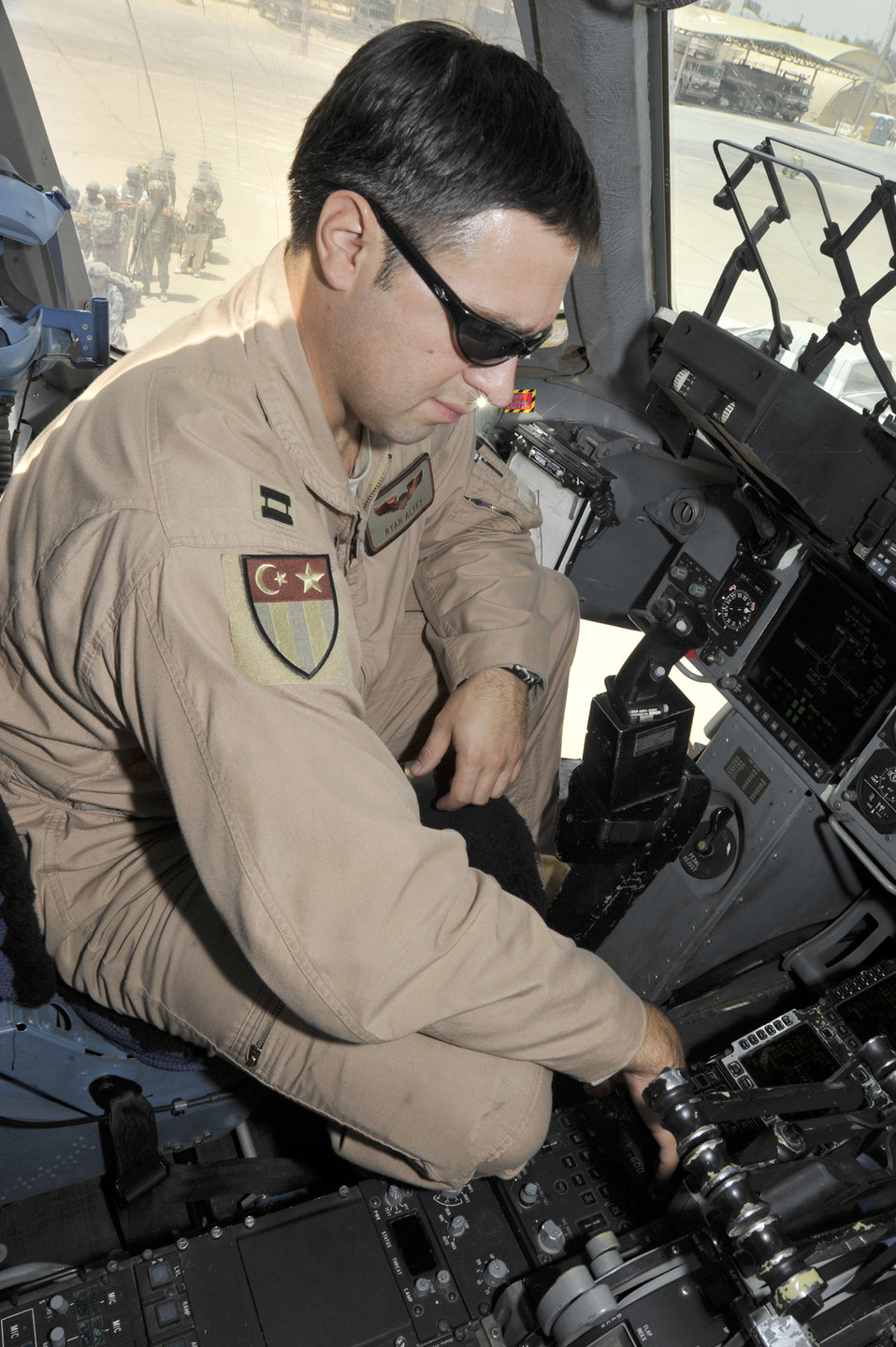 Air Force assets play vital role in Iraq Drawdown