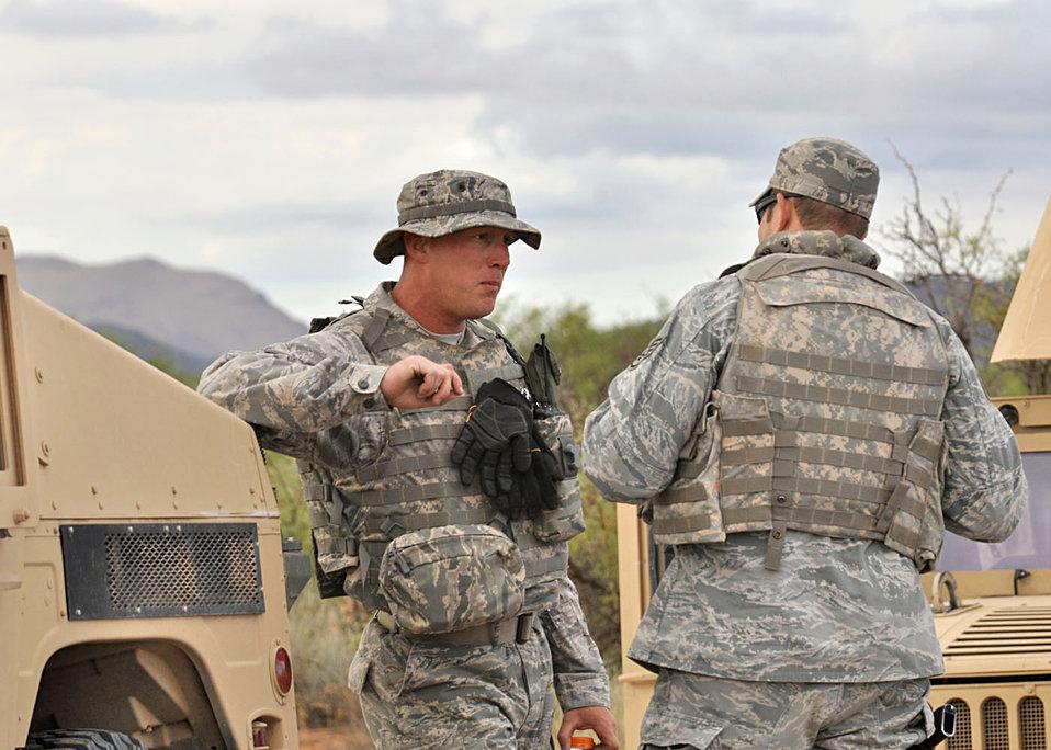 Tech. Sgt. David Butler