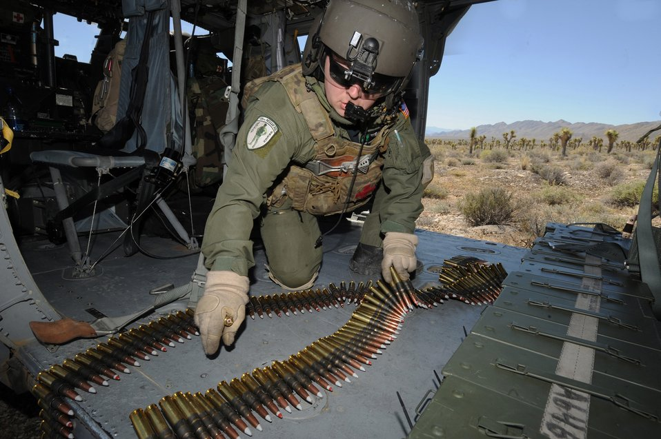 California Guard participates in firing mission