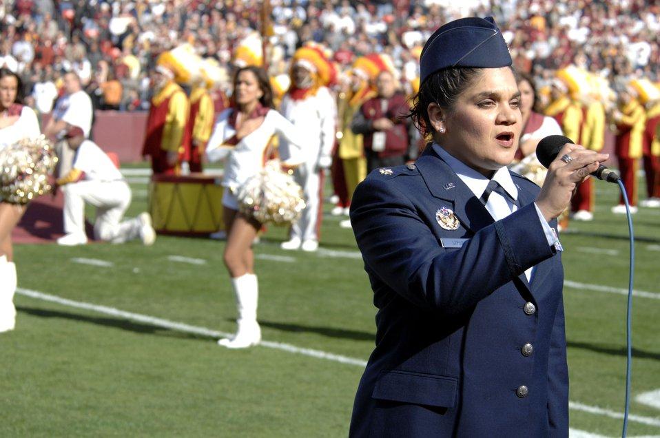 NFL hosts Air Force Appreciation Day