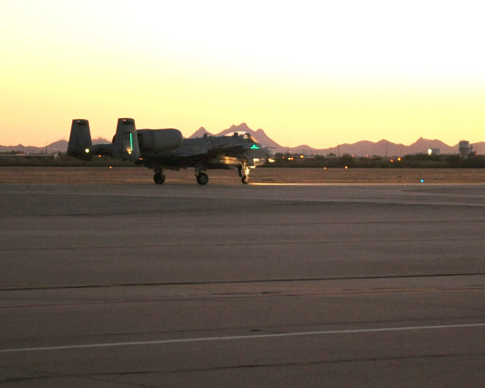 A-10 qualification