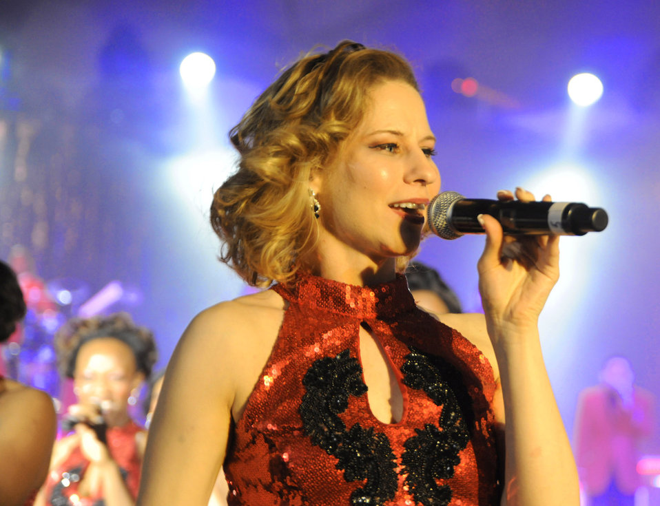 'Tops in Blue' perform overseas