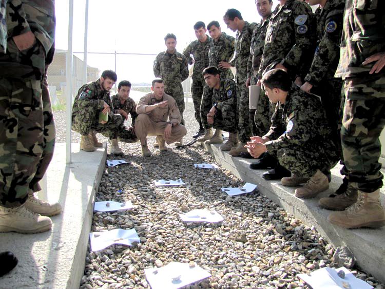 Thunder Lab teaches future Afghan pilots vital skills