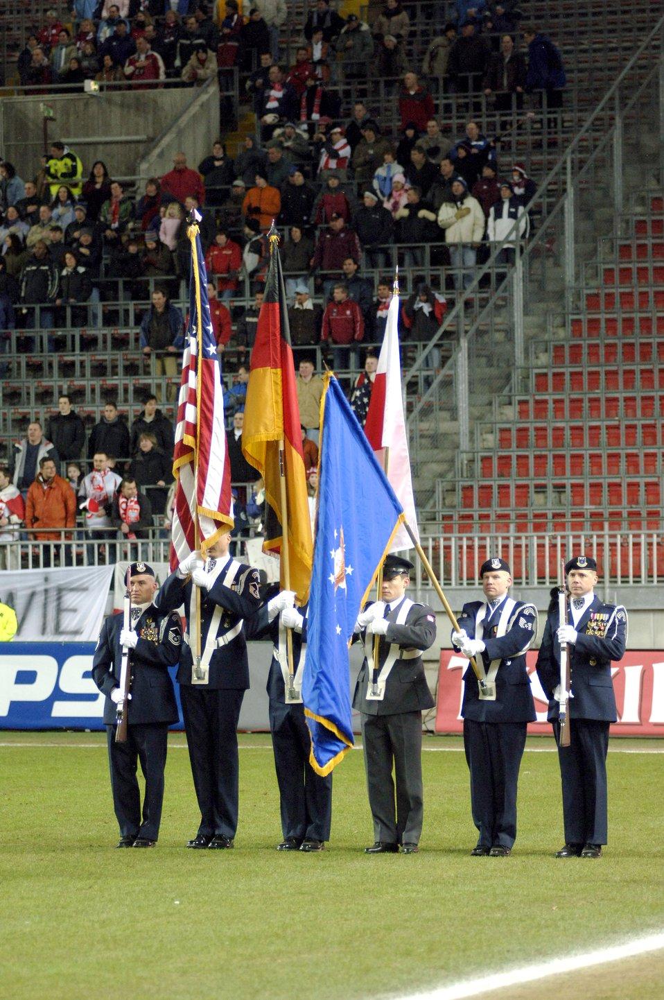 U.S. Men's National Soccer Team match