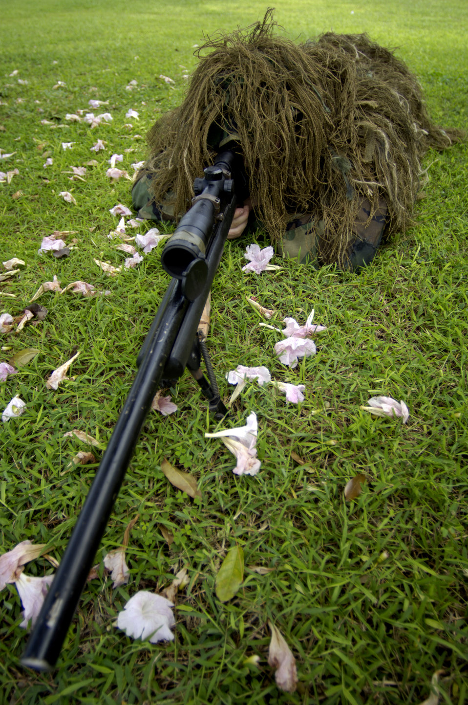 Sniper exercise